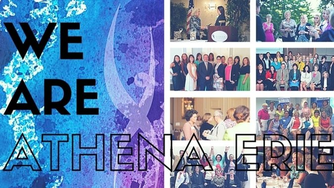 We Are Athena Erie Collage